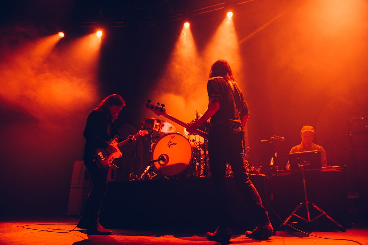 Live Review: Band of Skulls // Roundhouse, London – 26.10.16