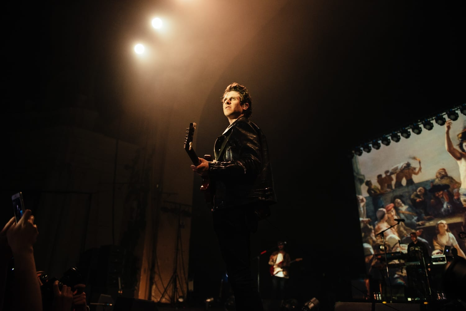Check out our pictures from Jamie T's Brixton show here.