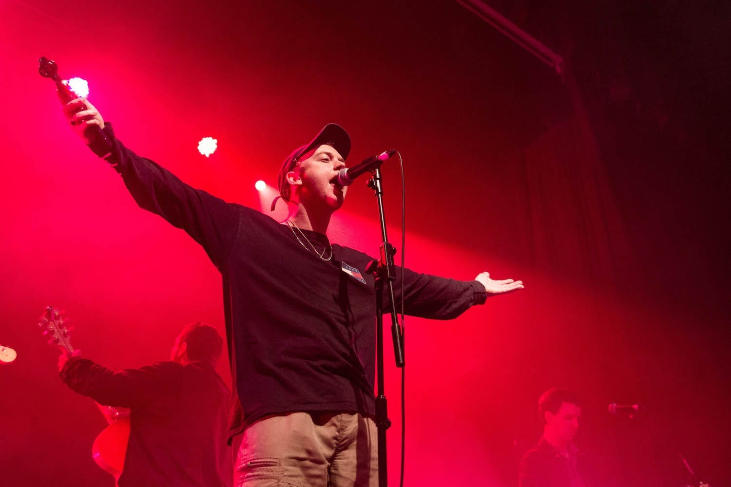 Live Review: DMA'S // Electric Ballroom – 24.10.16