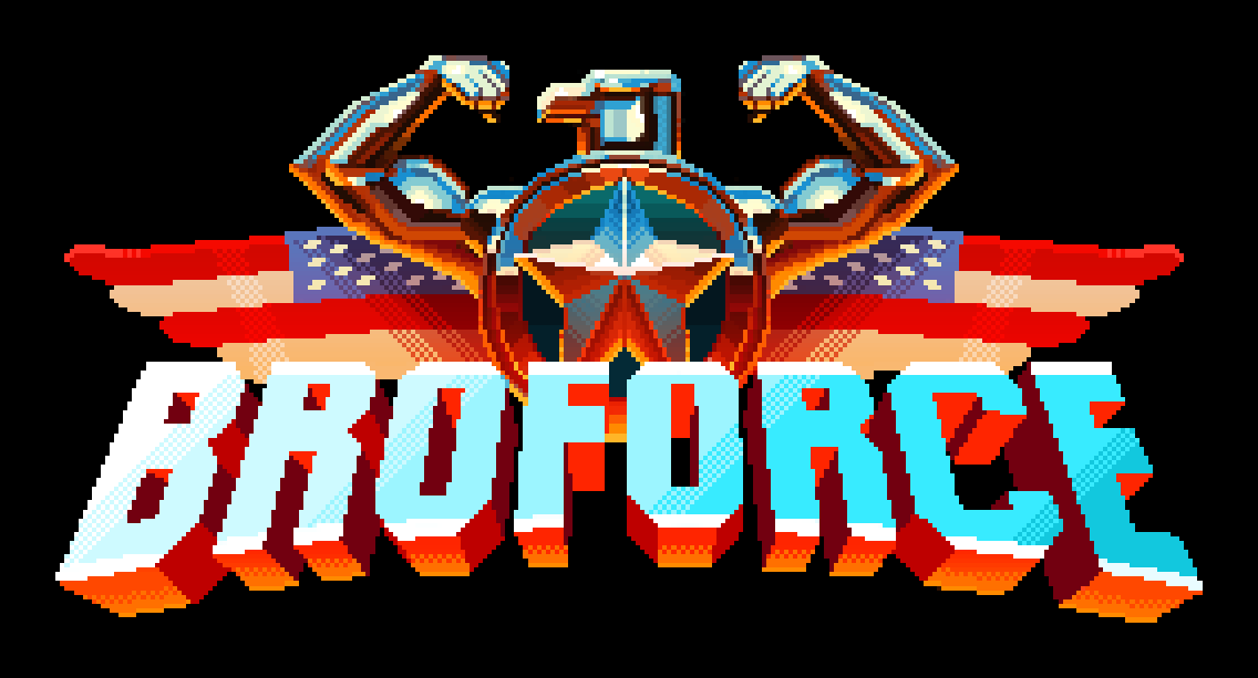 Game At A Glance: Broforce