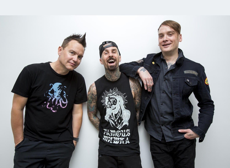 Blink-182 announced for Rock Werchter 2017