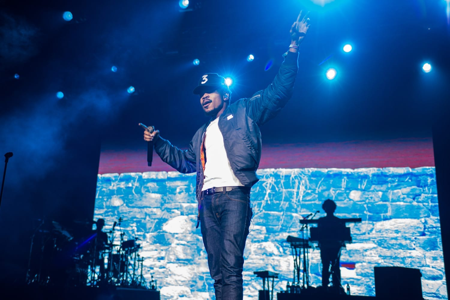 Gallery: Chance The Rapper // Brixton Academy, London – 23.11.16