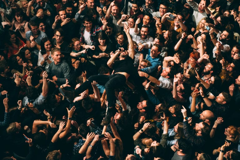 Live Review: Local Natives // Leeds Stylus – 07/11/16
