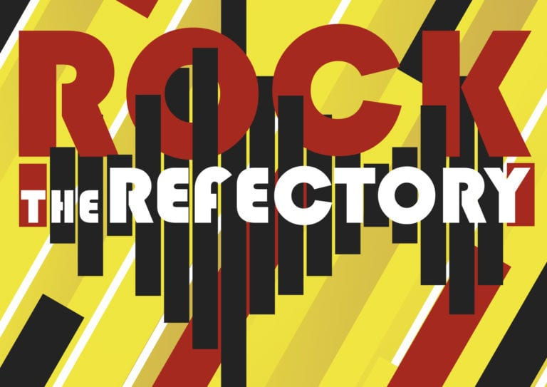 Preview: Rock The Refectory 2016