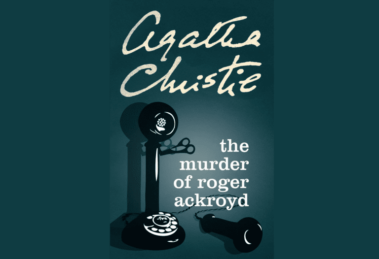 Book Review: The Murder Of Roger Ackroyd // Agatha Christie
