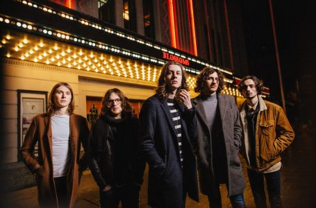 Blossoms UK tour