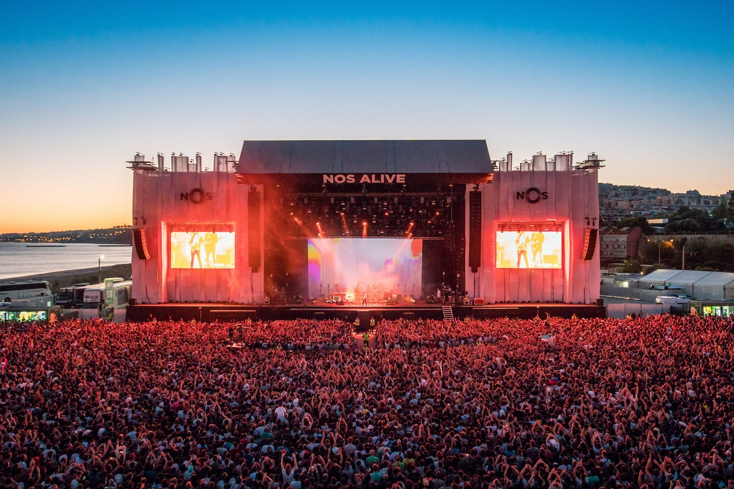 Wild Beasts, Kodaline and more announced for NOS Alive 2016