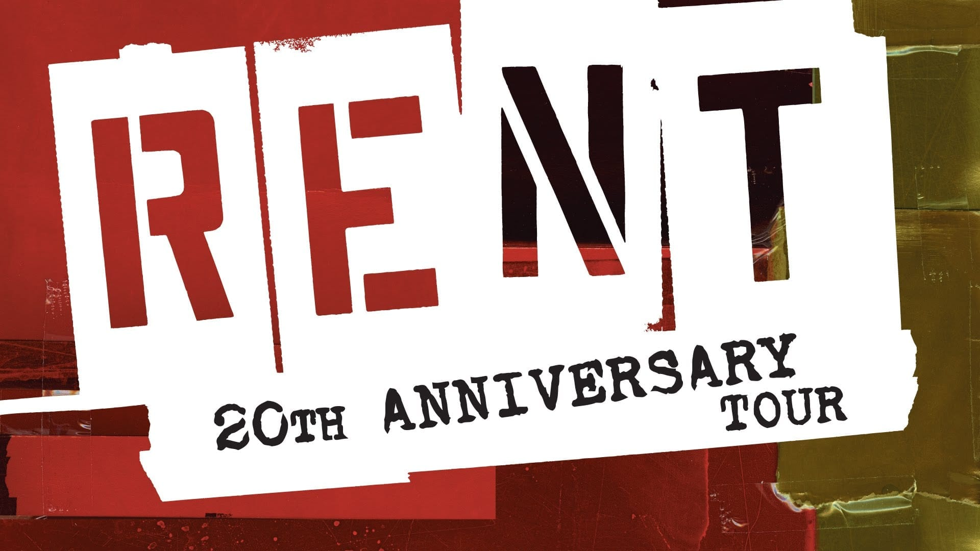 Review: Rent, The Musical (20th Anniversary Tour)