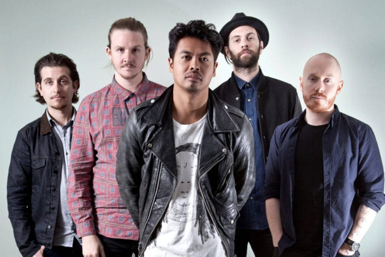 Live Review: The Temper Trap // Manchester Academy