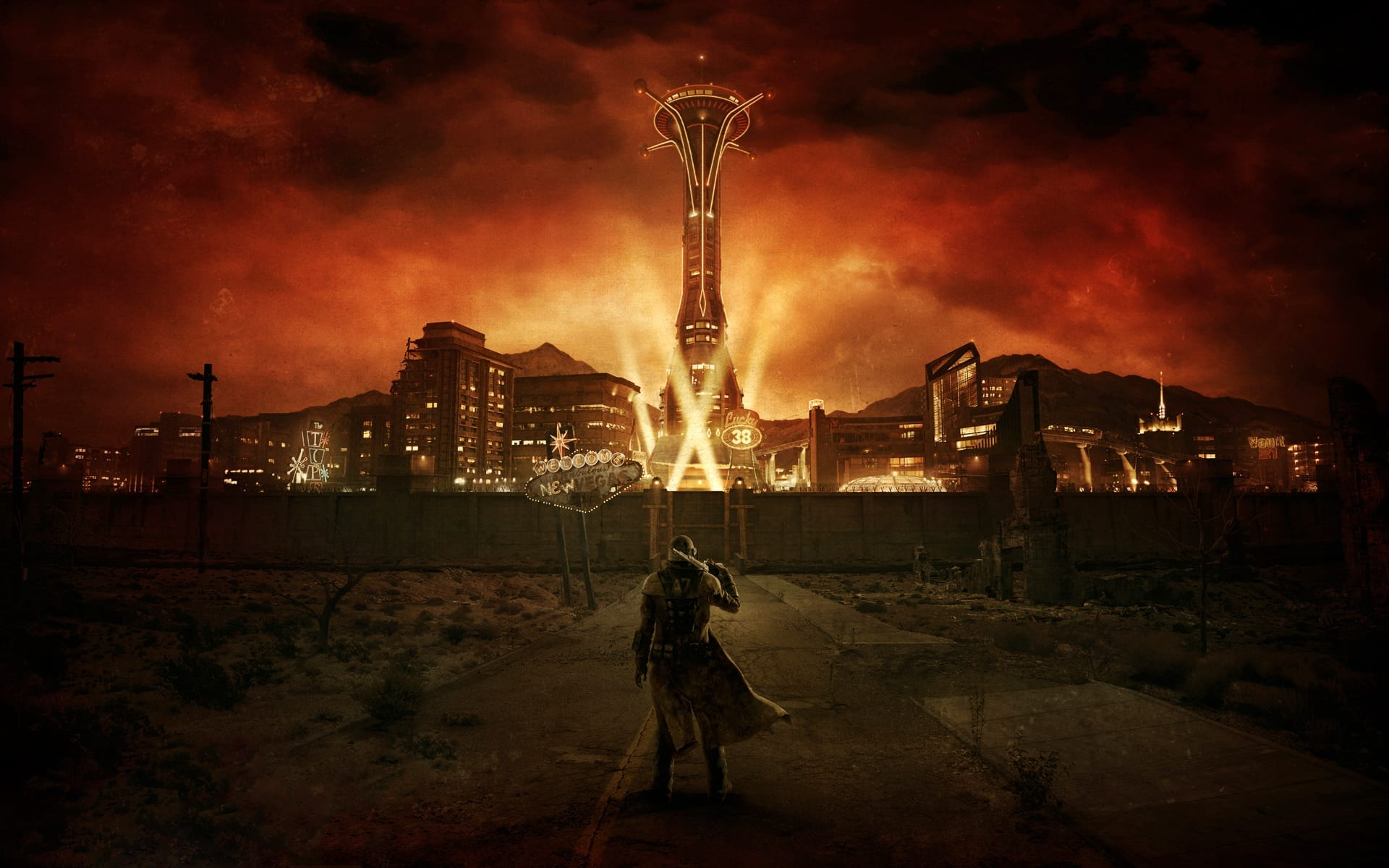 Gaming Glories: Fallout: New Vegas (Vol. 1 Iss. 5)