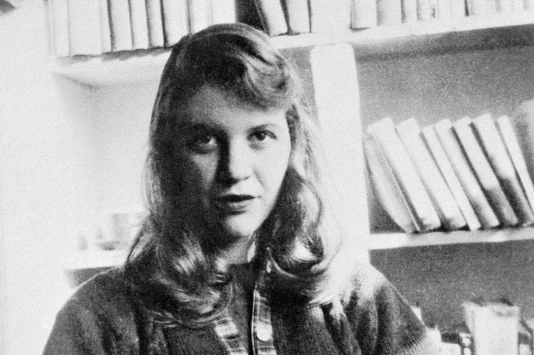 Poem of the Week: The Munich Mannequins // Sylvia Plath