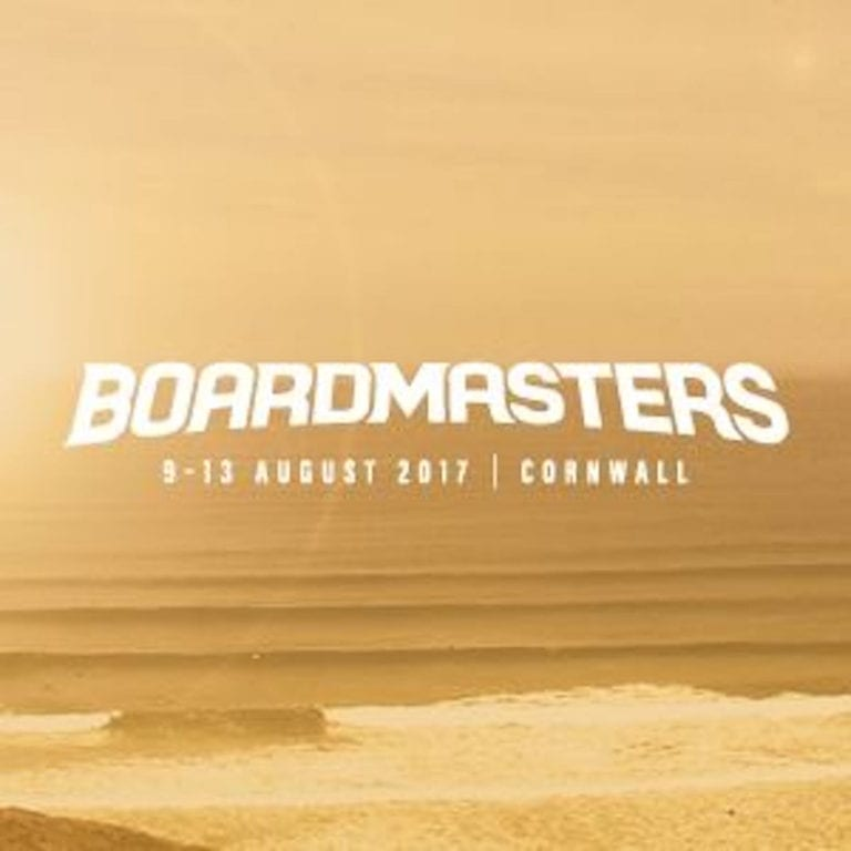 First Wave of Acts Announced for Boardmasters 2017