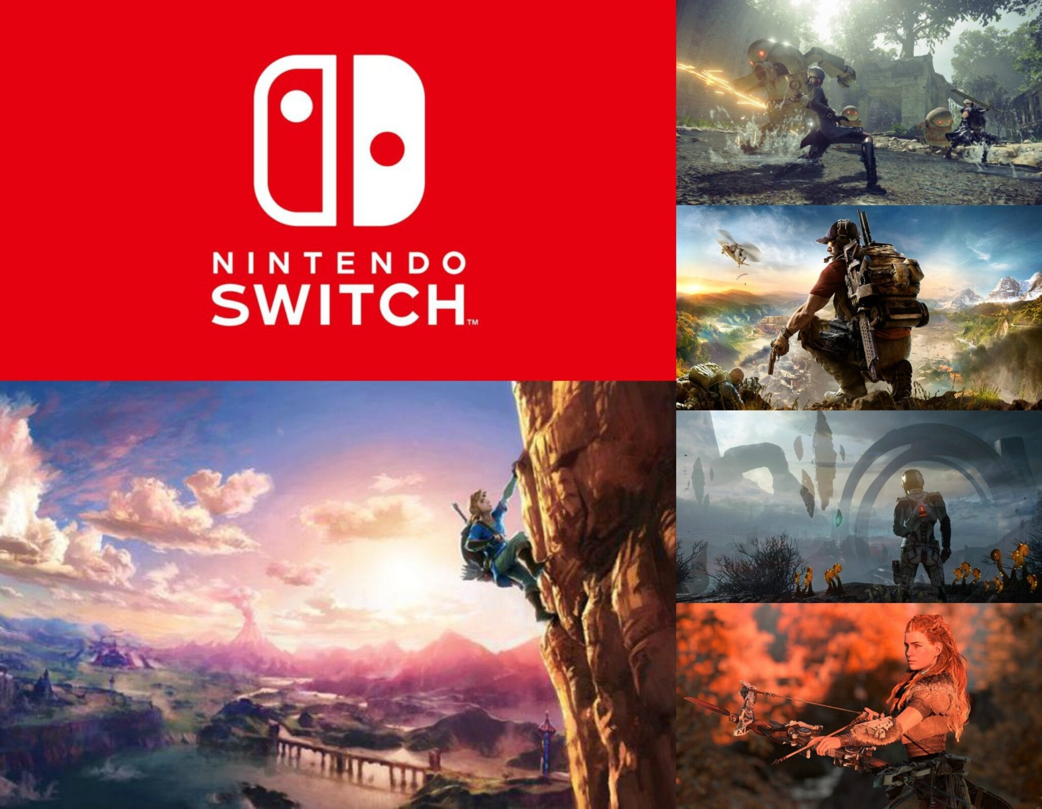 The Month in Games – March 2017