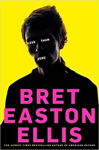 Book By My Bedside: Less Than Zero // Bret Easton Ellis