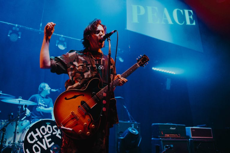 Gallery: Peace // Topman On Tour With NME, Nottingham – 14.03.17