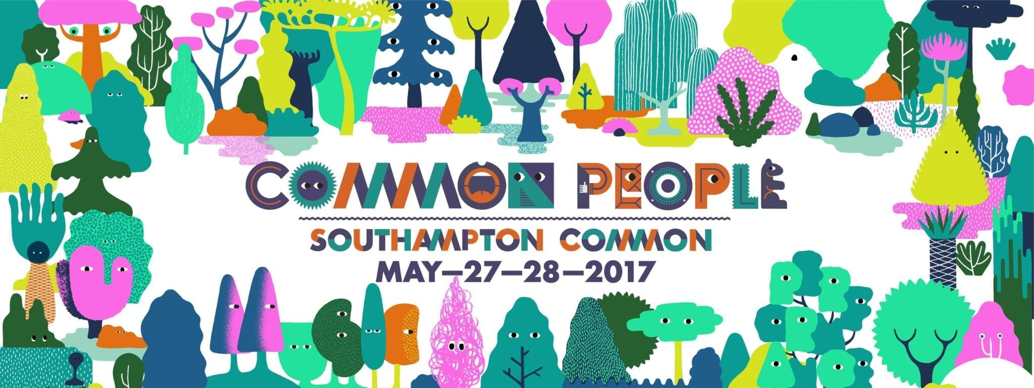 Festival Preview // Common People Southampton