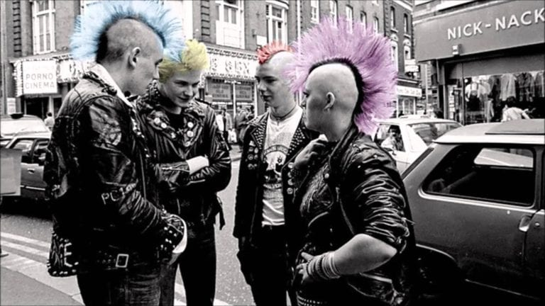 Is Punk possible in 2017?
