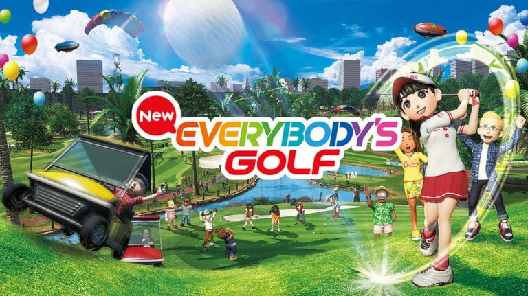 Gaming News: Everybody's Golf PS4 Release Date Announced