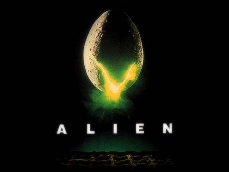 Movie Monday: Alien