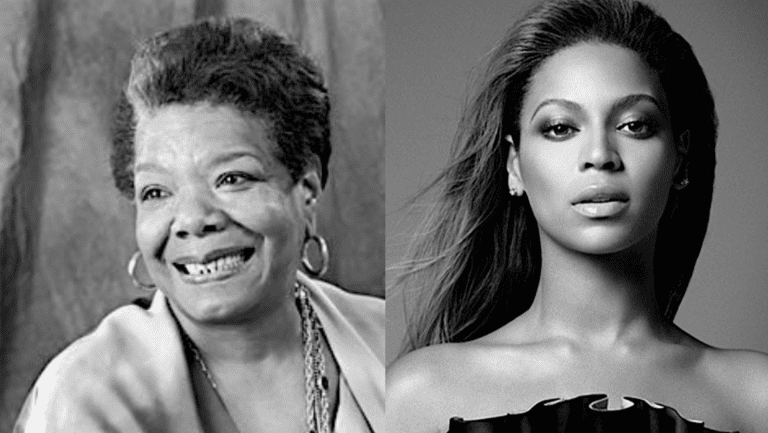 Literary Soundtracks: Maya Angelou and Beyoncé