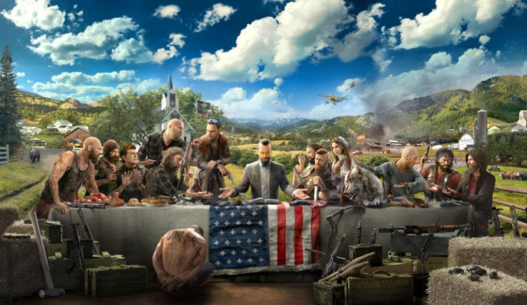 Gaming News: Far Cry 5 Trailer Revealed