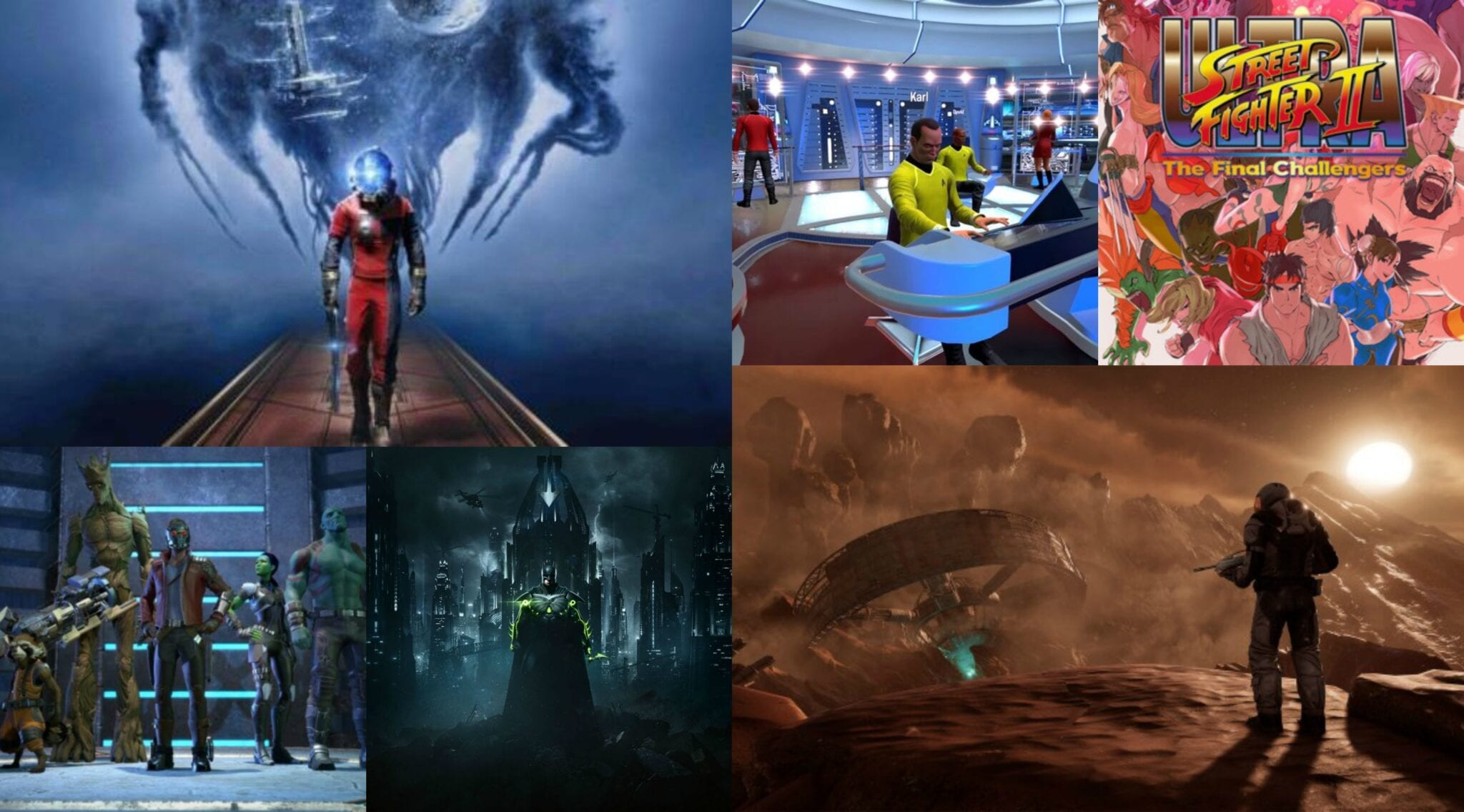 The Month in Games – May 2017