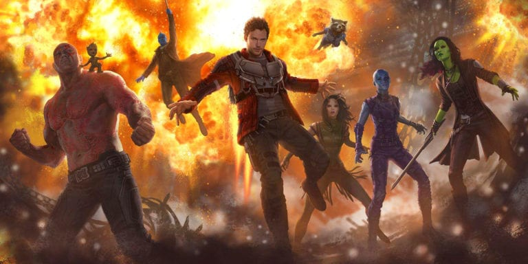 Film Review: Guardians of the Galaxy Vol.2