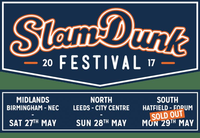 Review: Slam Dunk Festival 2017