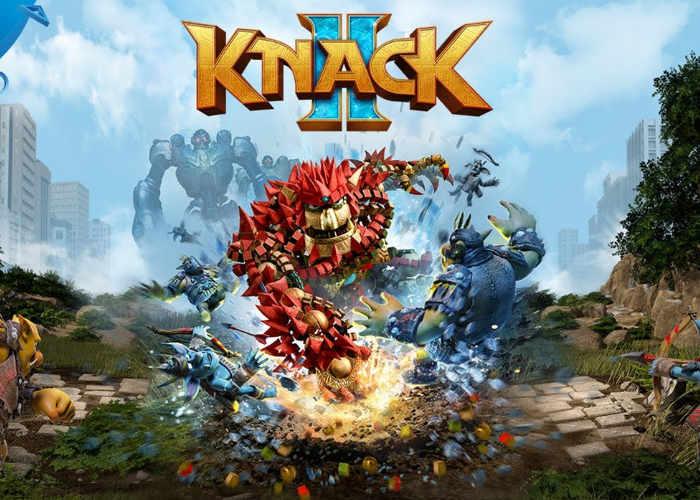 Gaming News: E3 2017 – Knack 2 Release Announced