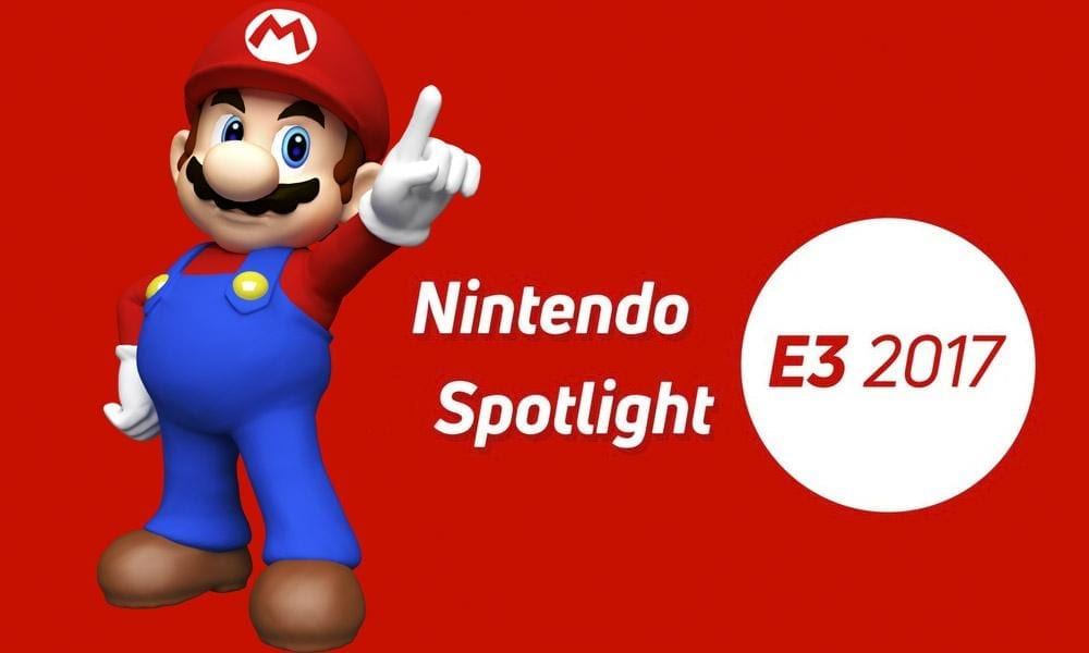 Gaming News: E3 2017 – Nintendo Spotlight