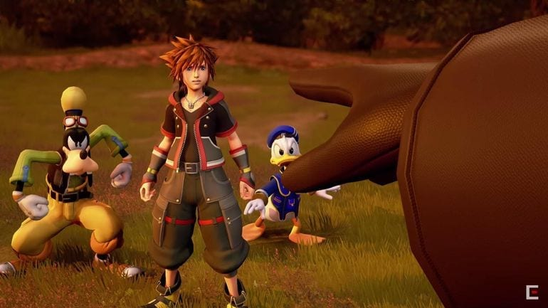 Gaming News: E3 2017: New Kingdom Hearts Trailer Released