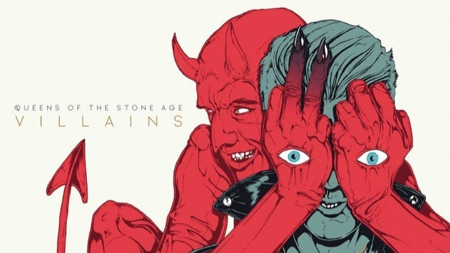Album Review: Villains // Queens Of The Stone Age