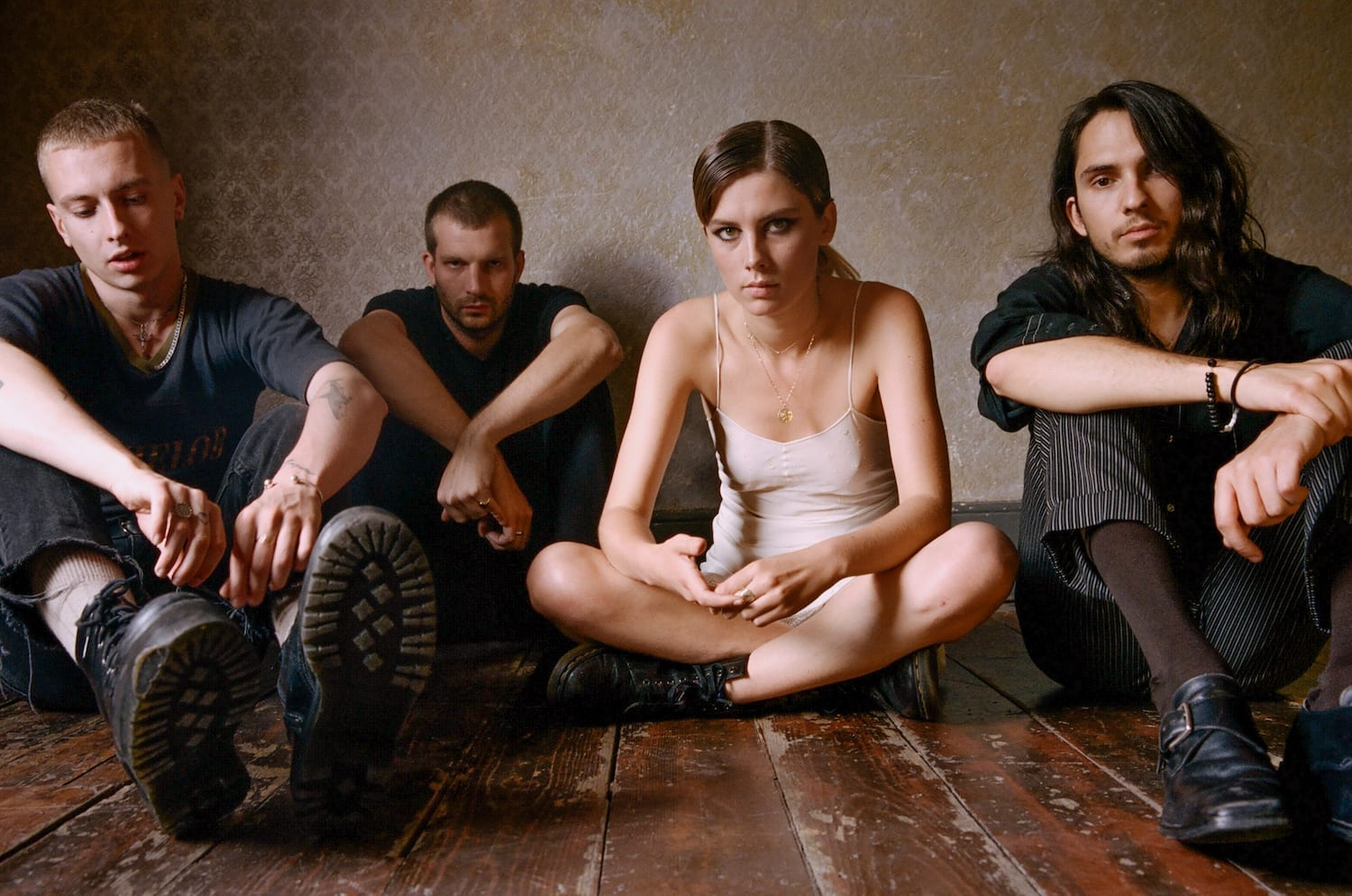 Live Review: Wolf Alice // Westgarth Social Club, Middlesbrough – 17.08.2017