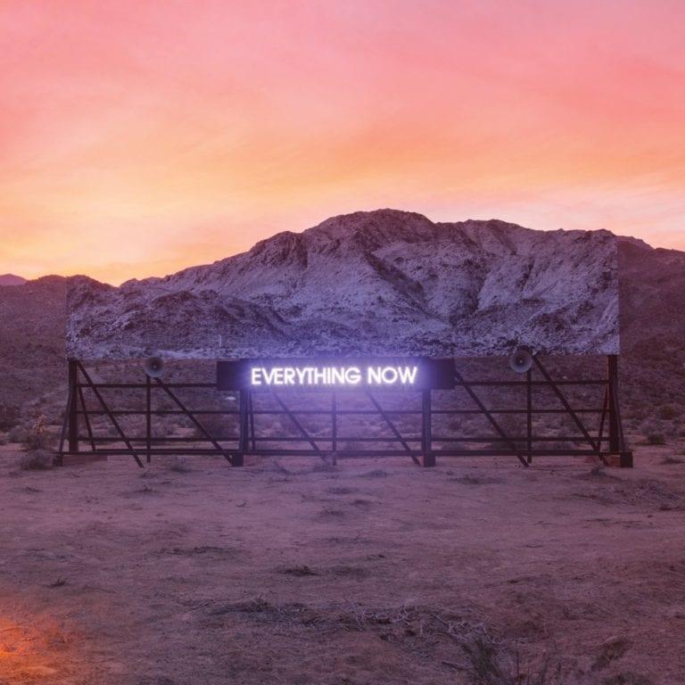 Album Review: Everything Now // Arcade Fire