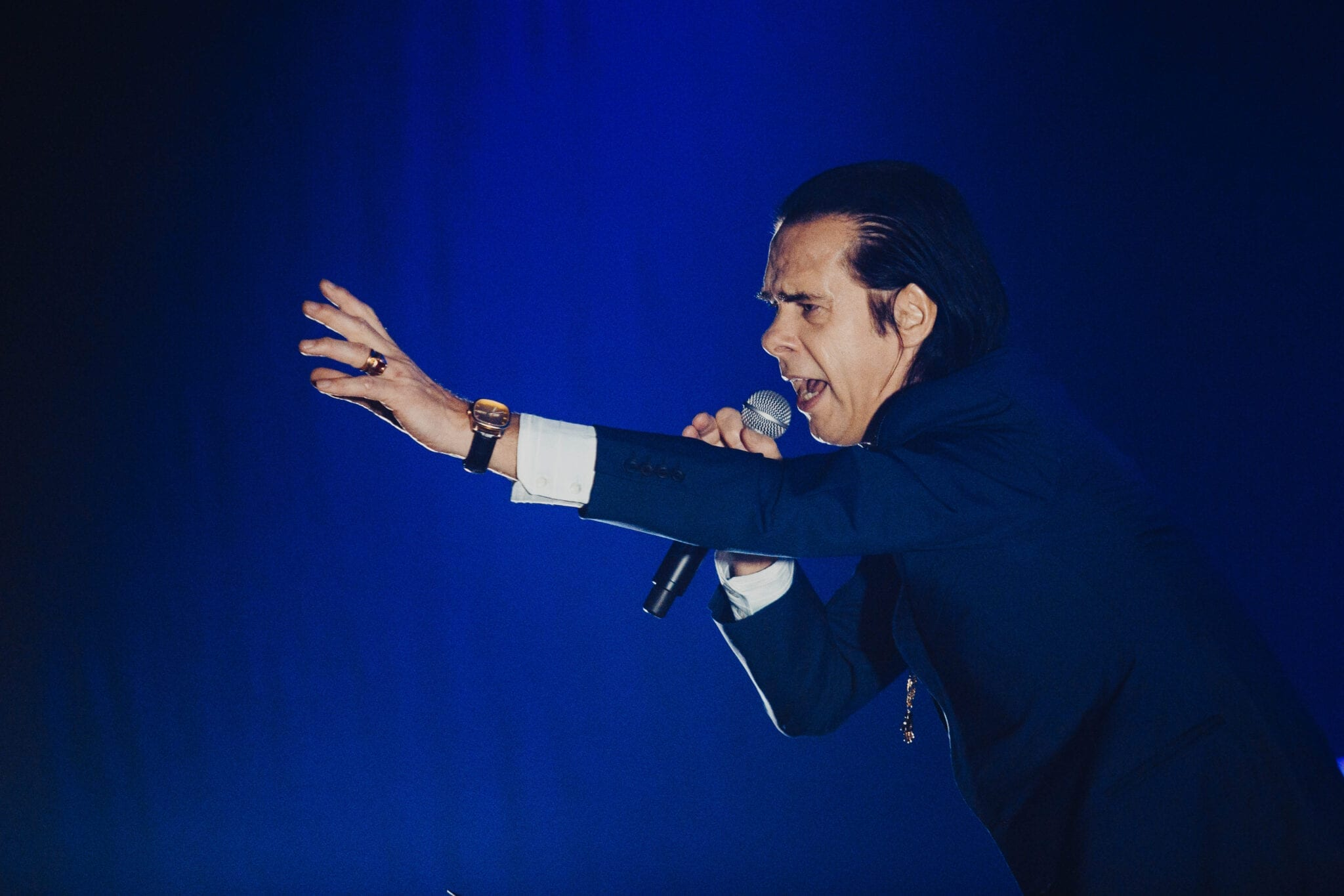Live Review: Nick Cave & the Bad Seeds // Manchester Arena – 25.09.17