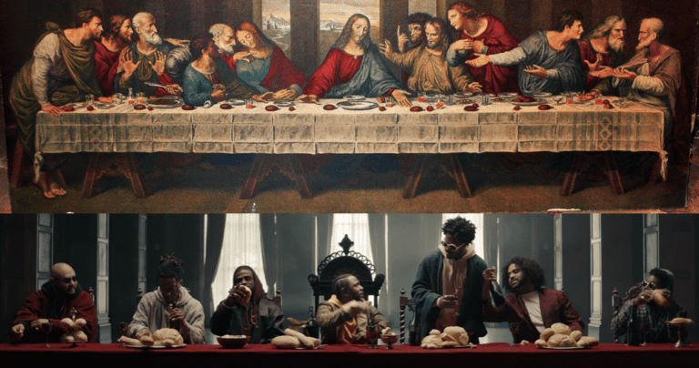 Kendrick's Catechism: Is Rap A New Religion?
