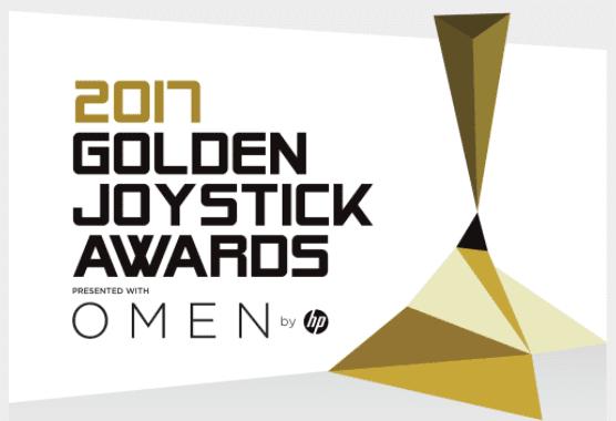 Gaming News – Golden Joystick Winners Announced