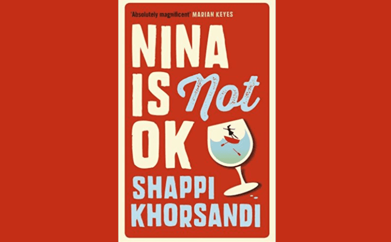 Book By My Bedside: Nina is Not Ok // Shappi Khorsandi