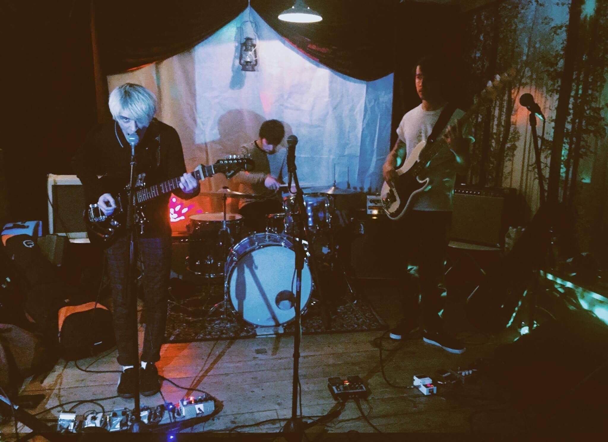 Live Review: Mystic Peach @ Heartbreakers Southampton 19.10.2017