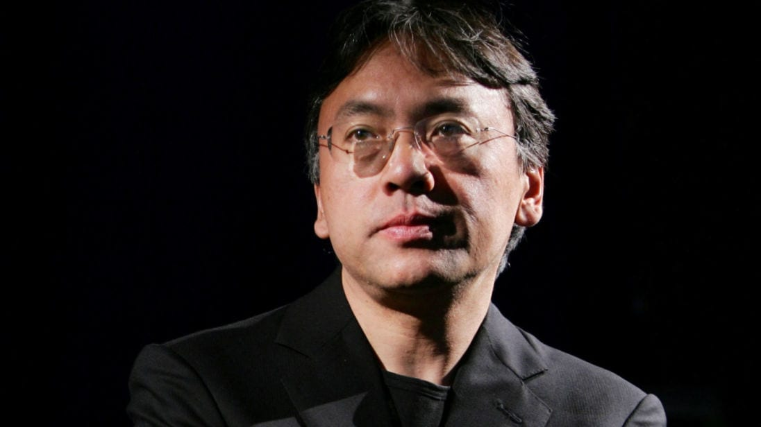 Book News: Kazuo Ishiguro Wins the 2017 Nobel Literature Prize