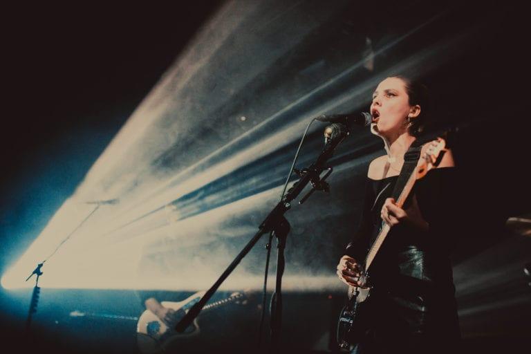 Live Review: Wolf Alice // Barrowlands, Glasgow – 12.11.17