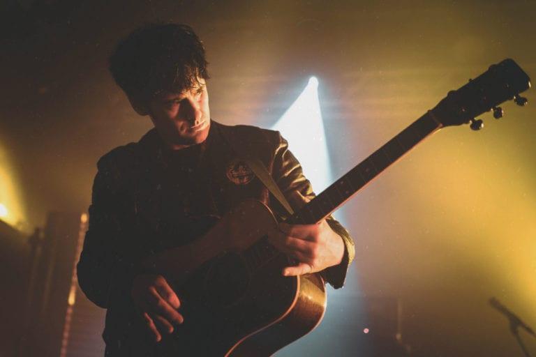 Live Review: Black Rebel Motorcycle Club // Rock City, Nottingham – 03.11.17