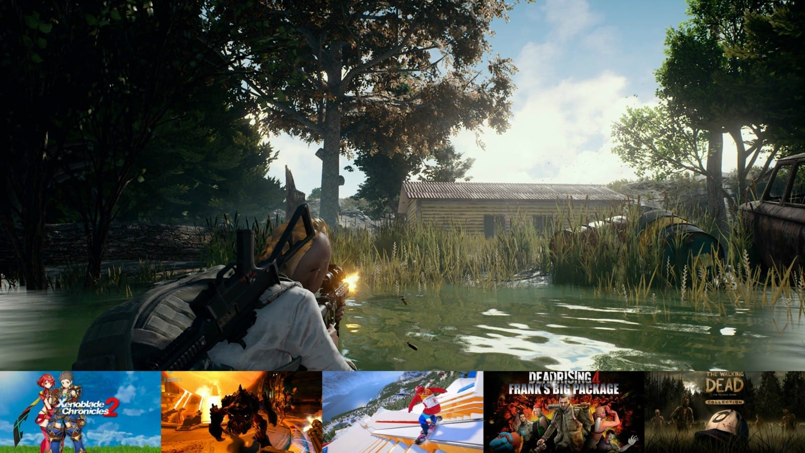 The Month in Games – December 2017