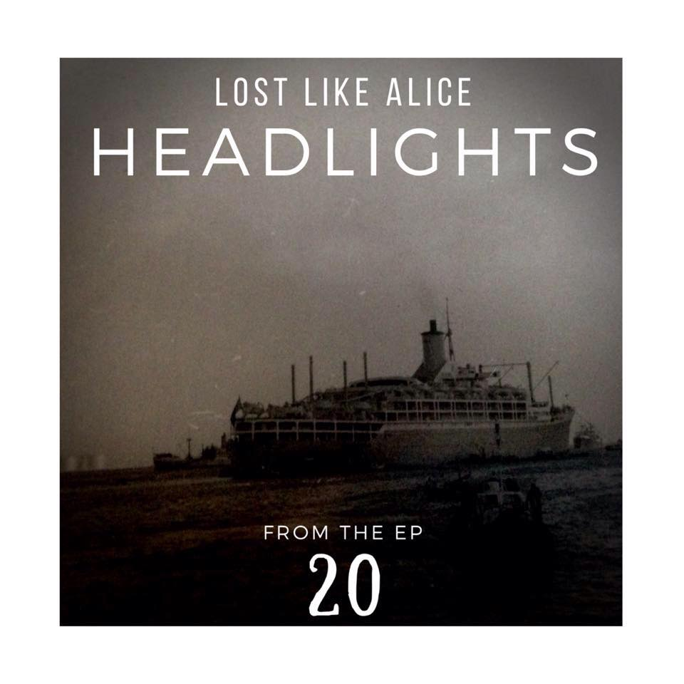 Track Review: Headlights // Lost like Alice