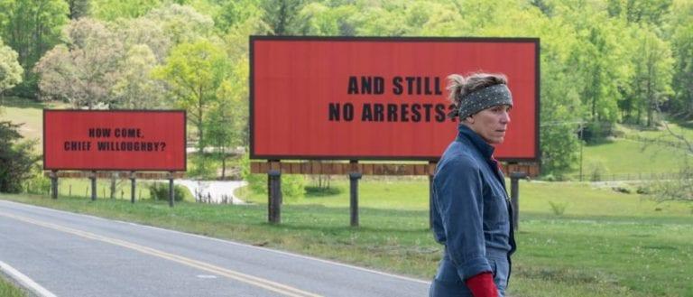 Film Review: Three Billboards Outside Ebbing, Missouri