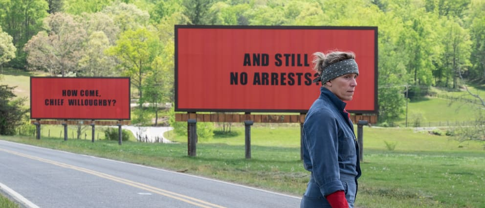 Film Review: Three Billboards Outside Ebbing, Missouri