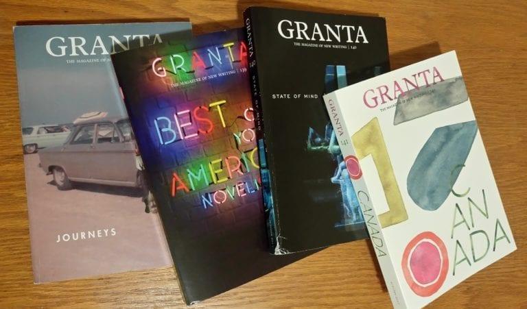 Review: Granta Magazine