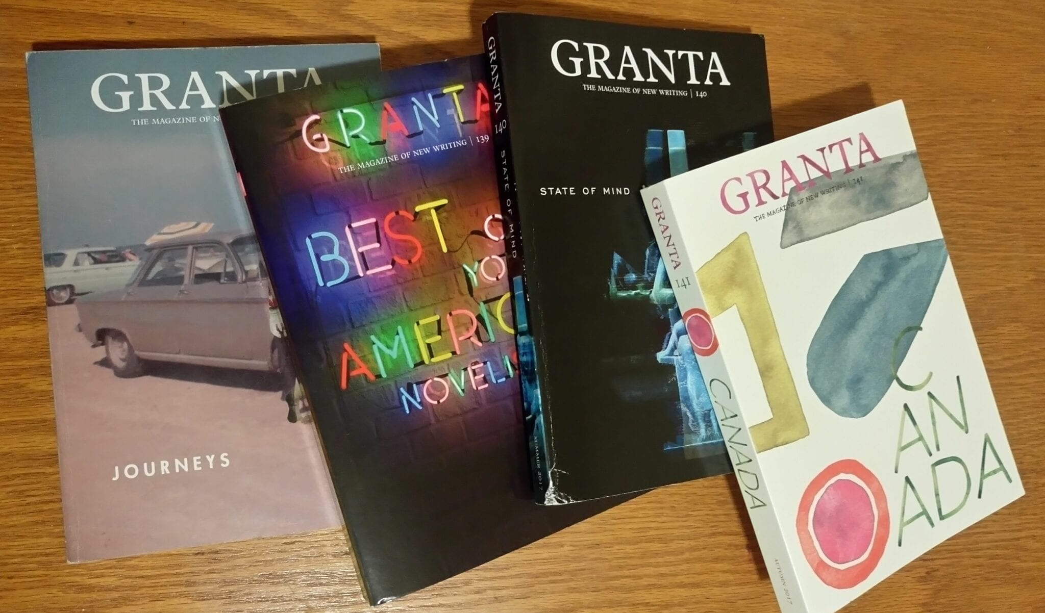 Review: Granta Magazine