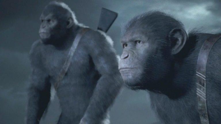 Soundtrack Review: Planet of the Apes: Last Frontier // Steven Coltart