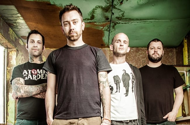 Track Review: House on Fire // Rise Against
